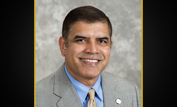 Dr. Naveed Zaman Named Dean of the WVSU College of Natural Sciences and Mathematics