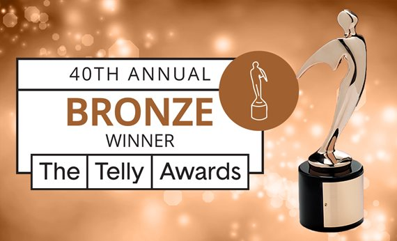 West Virginia State University Commercial Wins National Telly Awards