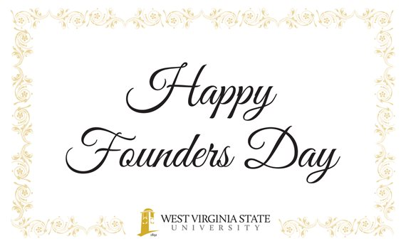 West Virginia State University Founders Day Celebration