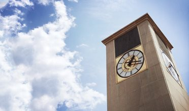 WVSU Clock Tower