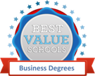 Best value schools logo