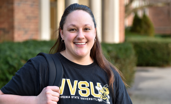 WVSU Student One of Six in Nation to Receive John Deere Scholarship