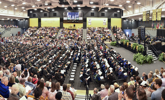 West Virginia State University Fall Commencement set for Saturday, Dec. 9