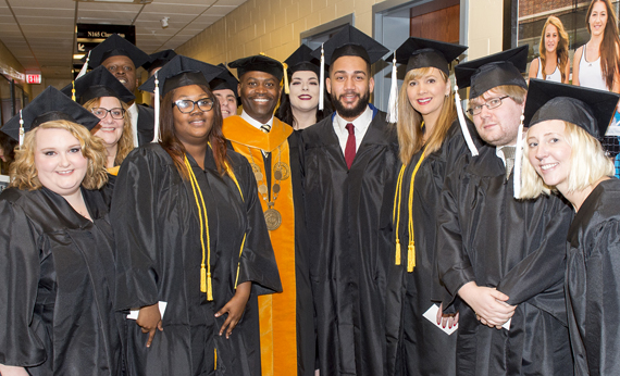 West Virginia State University Spring Commencement set for Saturday, May 12