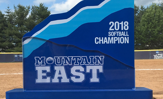 Softball Team Wins Mountain East Conference Tournament
