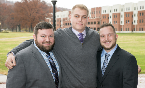 WVSU Students Place in the Top 50 of International Business Competition