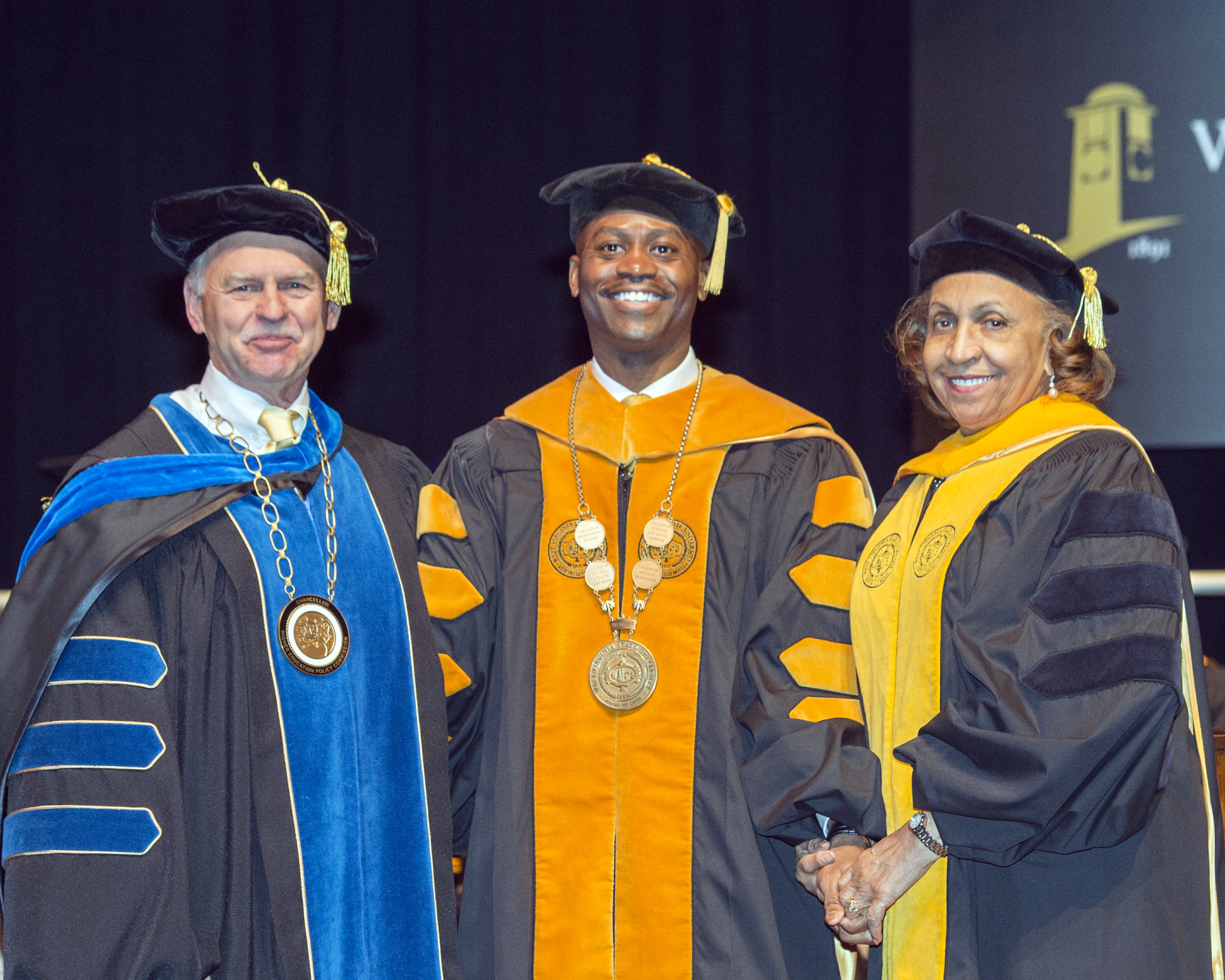 President Jenkins installed as the 11th President of WVSU