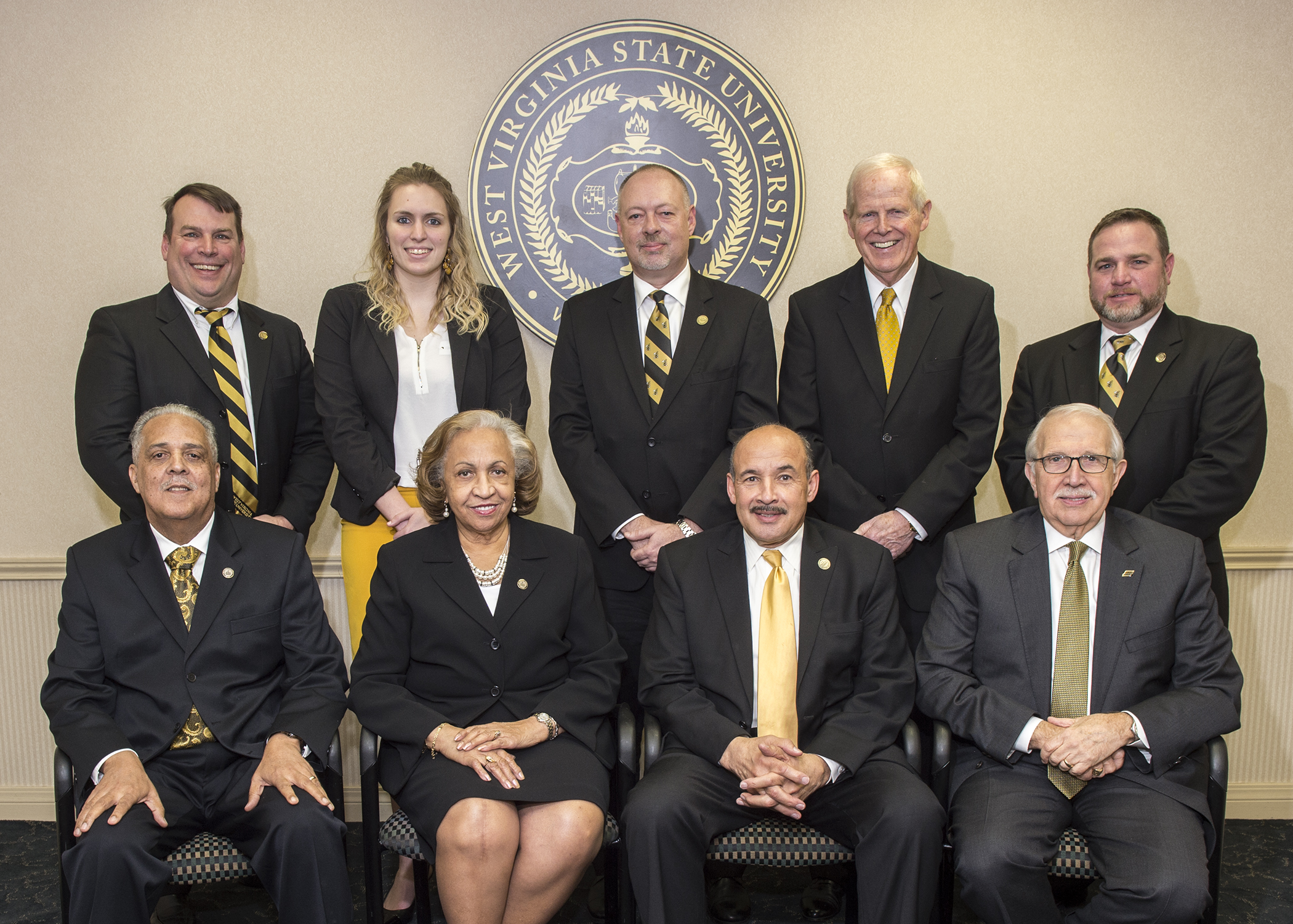 The WVSU Board of Governors