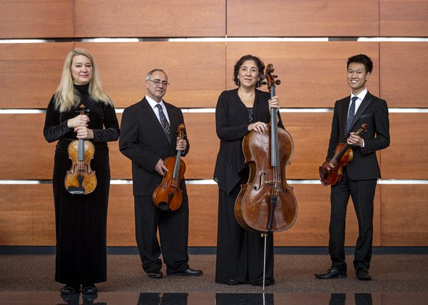 The Montclaire String Quartet