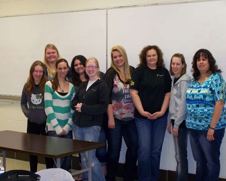 Social work students