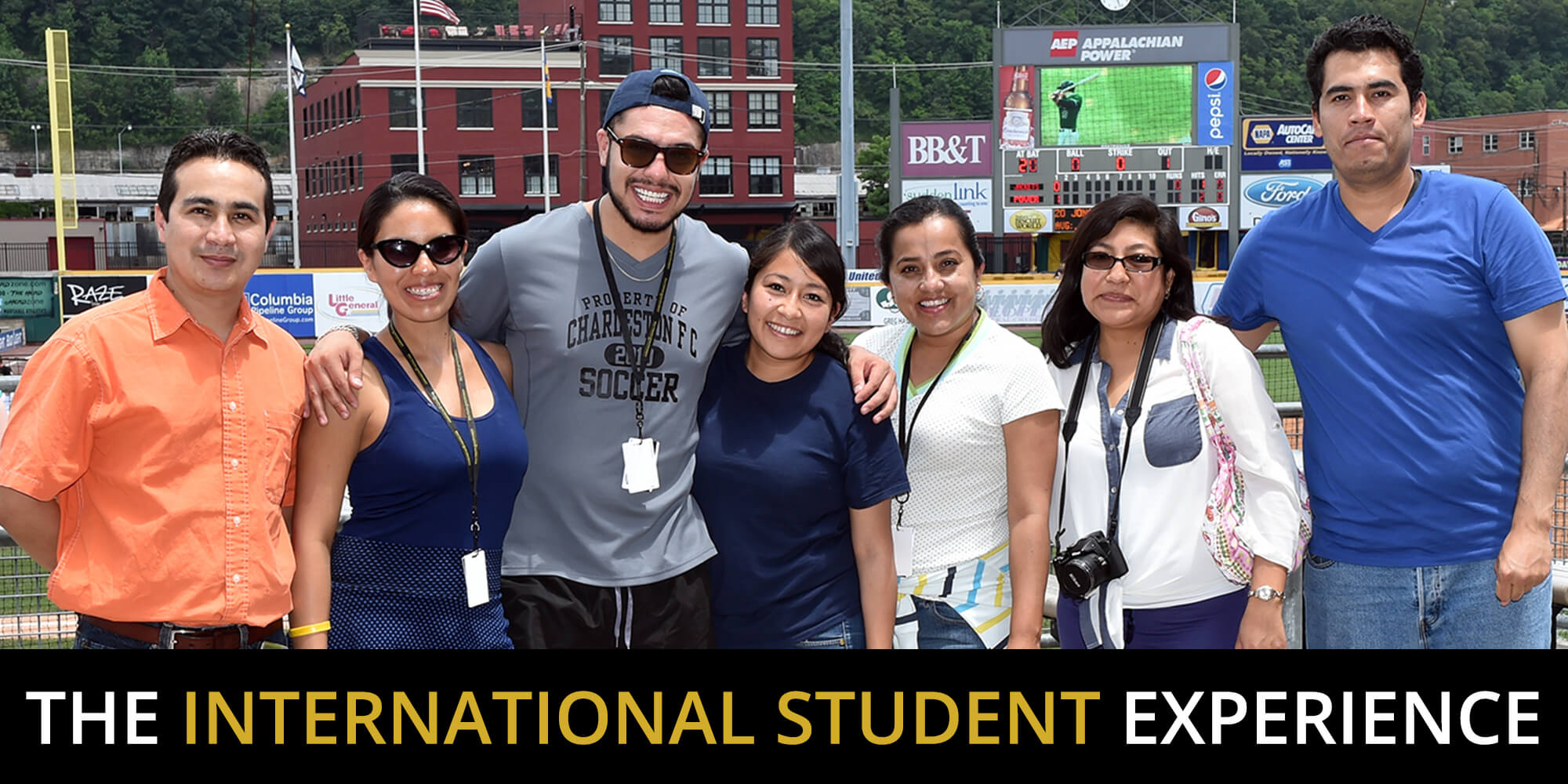 International - The International Student Experience