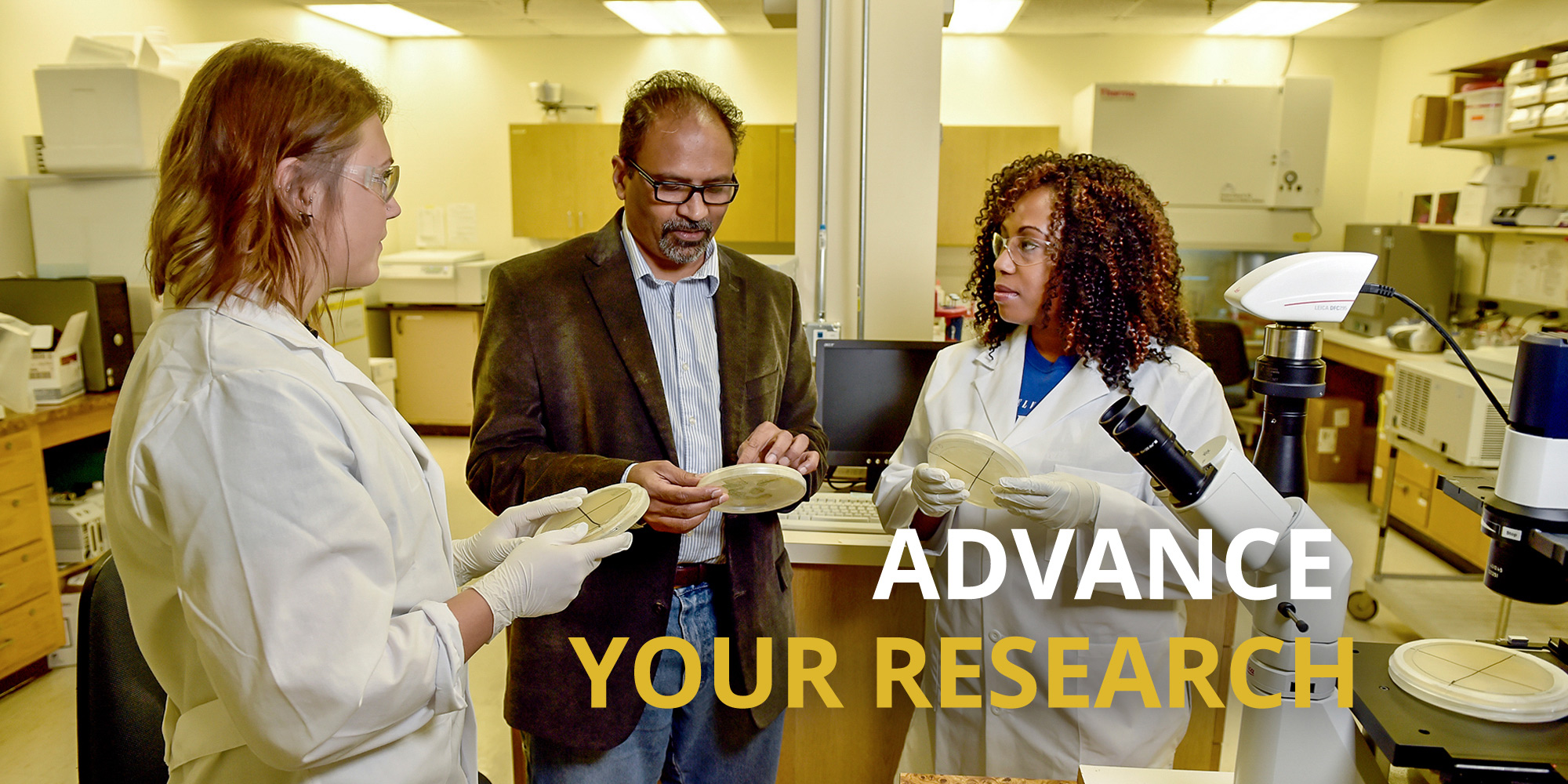 Faculty - Advance Your Research