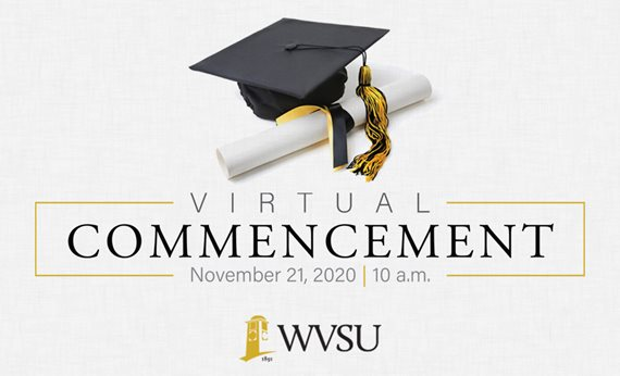 Fall 2020 Virtual Commencement Ceremony