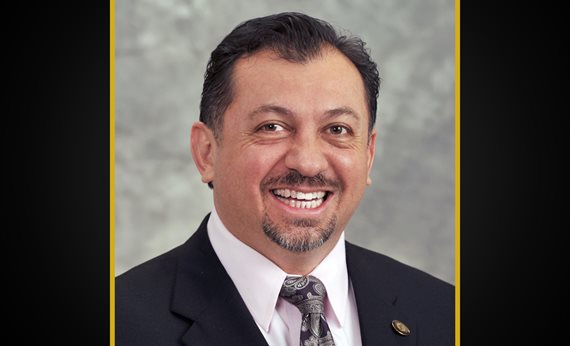 Toledo Named Vice President for Research and Public Service at West Virginia State University