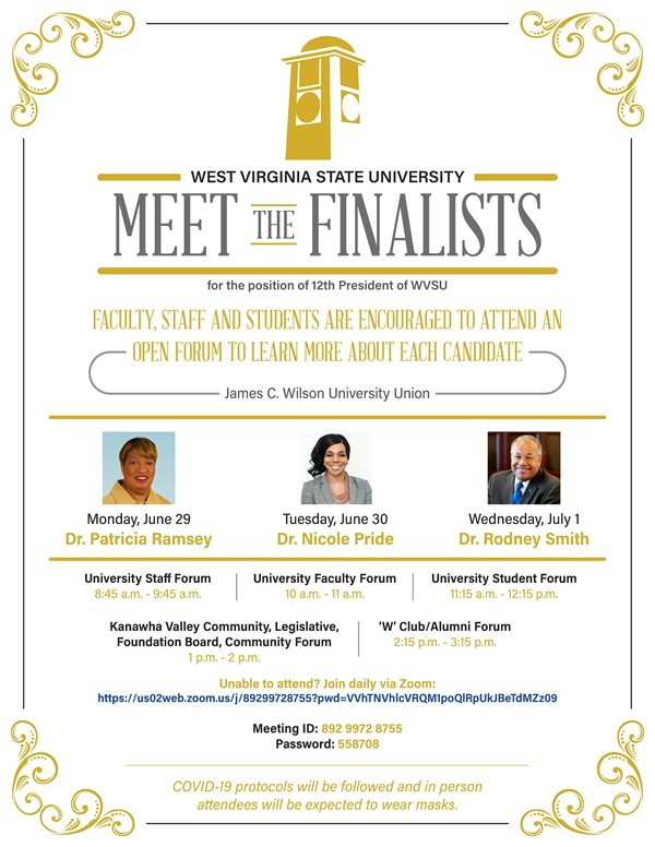 Meet the Finalists