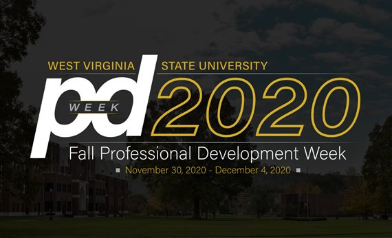 Professional Development Week 2020