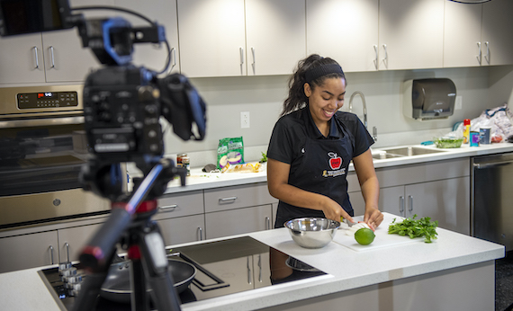 WVSU Extension Service Providing Healthy Recipes for Kids through Virtual Nutrition Program